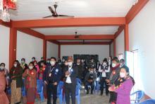 पूर्वखोला गाउँपालिका गाउँ कार्यपालिकाको कार्यालय, पाल्पाको आठौँ गाउँ सभाको समुदघाटन कार्यक्रम