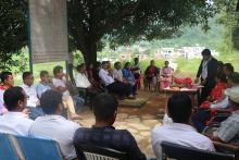 पूर्वखोला गाउँपालिकाका प्रमुख प्रशासकीय अधिकृत श्री रुद्र बहादुर पछाईको विदाई कार्यक्रमका झलकहरु