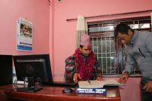 पूर्वखोला गाउँपालिकामा स्वागत कार्यक्रम सम्पन्न