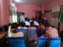 परियोजना अनुगमन तथा समन्वय समिति गठन