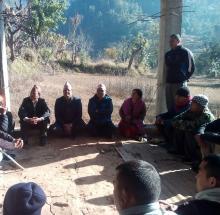 एकीकृत वस्ती विकास योजना सम्बन्धी छलफल कार्यक्रम सम्पन्न