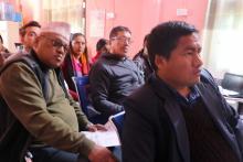 जिल्ला आयोजना कार्यन्वयन इकाई तानसेन,पाल्पाको निजि आवास पुननिर्माण अवस्थाबारे जानकारी, अन्तरक्रिया तथा कार्ययोजना निर्माण कार्यक्रमका झलकहरु