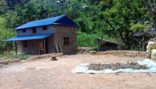 पूर्वखोलामा भूकम्प प्रतिरोधी घर बन्ने काम तिब्र रुपमा आगाडी